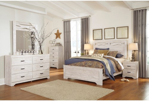 Signature Design by Ashley Briartown Queen Bedroom Group