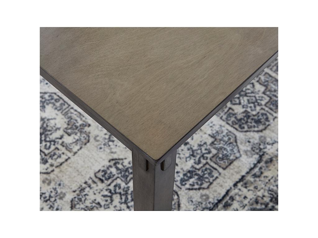 Ashley (Signature Design) Bridson5-Piece Square Counter Table Set