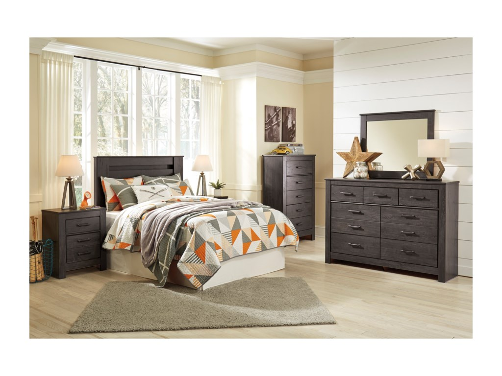 Signature Design by Ashley BrinxtonFull Bedroom Group