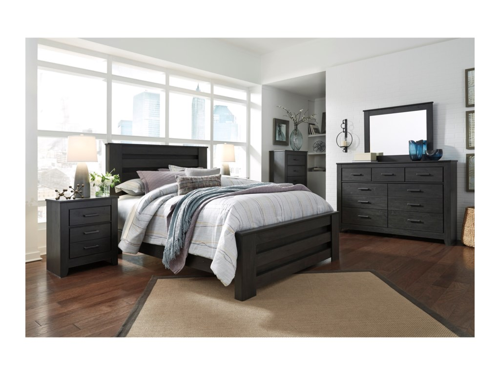 Signature Design by Ashley BrinxtonQueen Bedroom Group