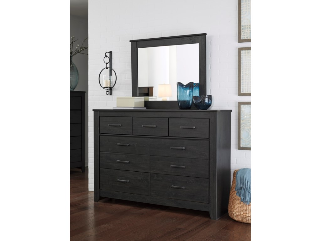 Ashley (Signature Design) BrinxtonBedroom Mirror