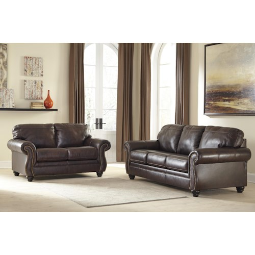 Signature Design By Ashley Bristan Stationary Living Room Group Wilson 39 S Furniture