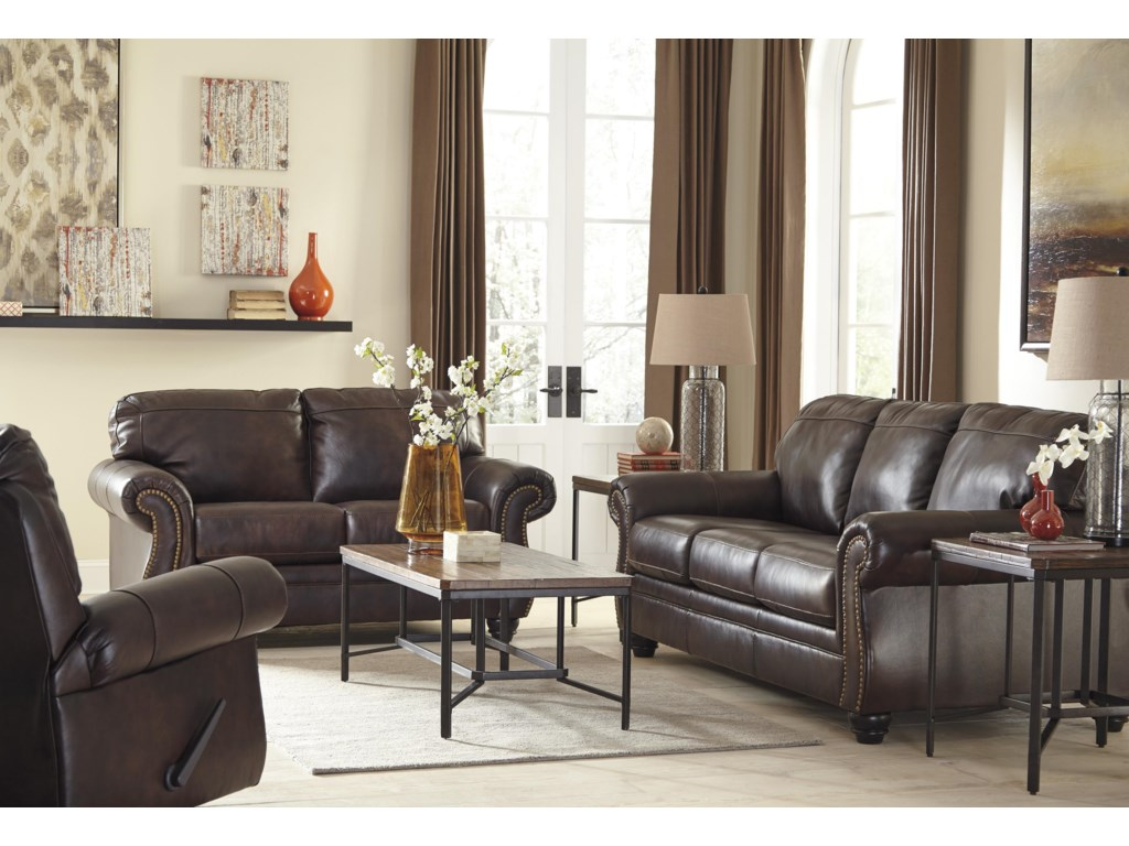 Signature Design by Ashley BristanStationary Living Room Group
