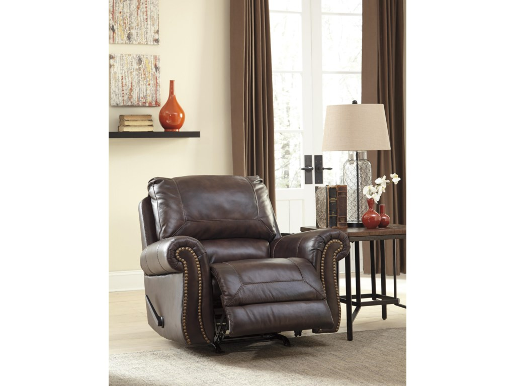 Signature Design by Ashley BristanRocker Recliner
