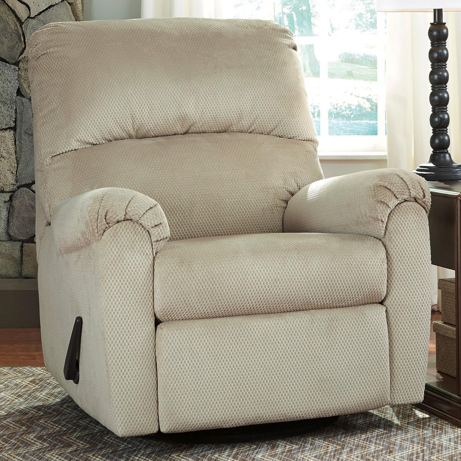Signature Design by Ashley Bronwyn Swivel Glider Recliner with 360 Degree Swivel & Signature Design by Ashley Bronwyn Swivel Glider Recliner with 360 ... islam-shia.org