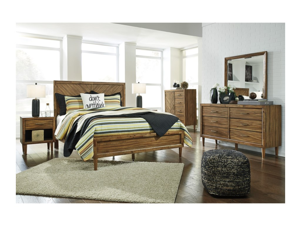 Signature Design by Ashley BroshtanCalifornia King Bedroom Group