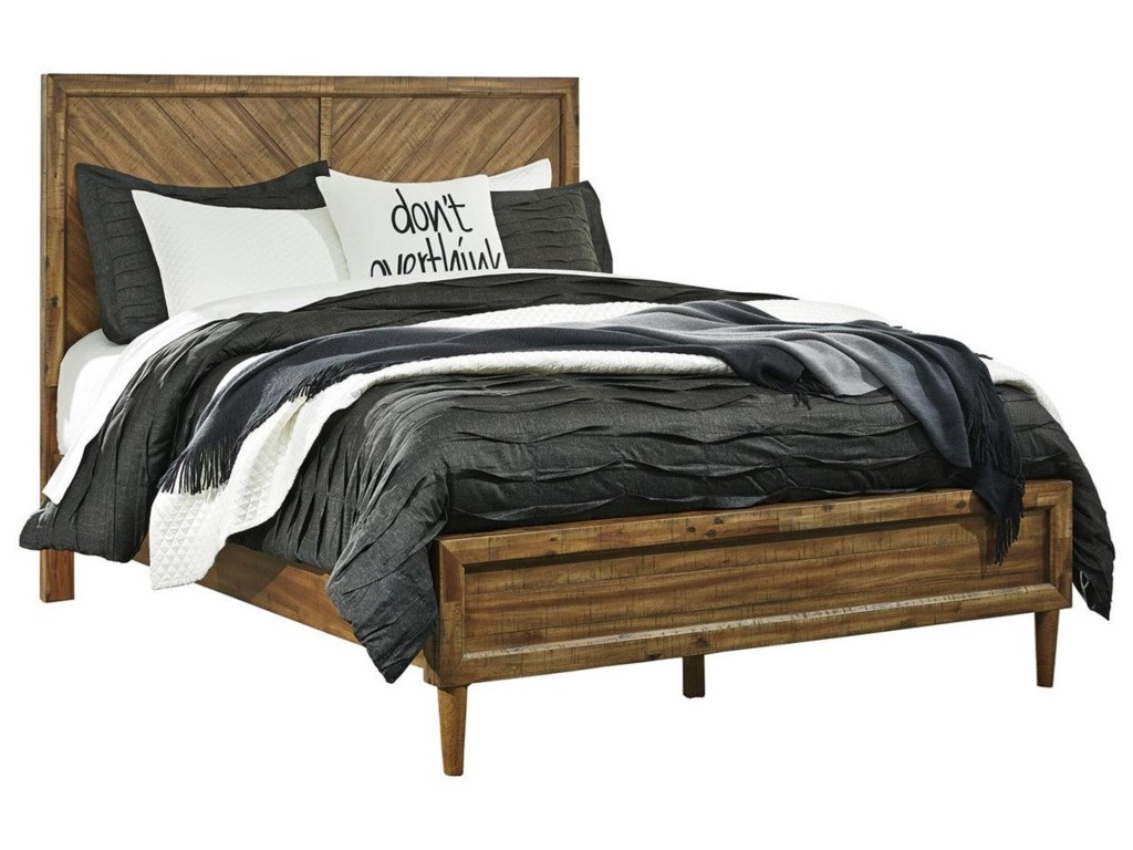 Signature Design by Ashley BroshtanQueen Bed