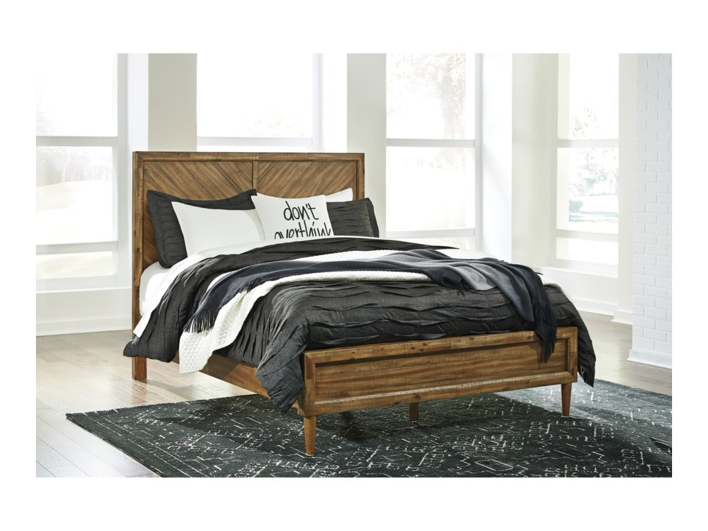 Ashley (Signature Design) BroshtanKing Panel Bed