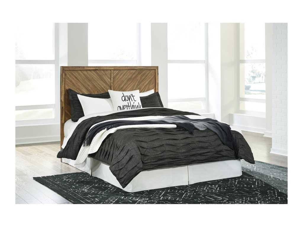 Ashley (Signature Design) BroshtanKing/Cal King Panel Headboard