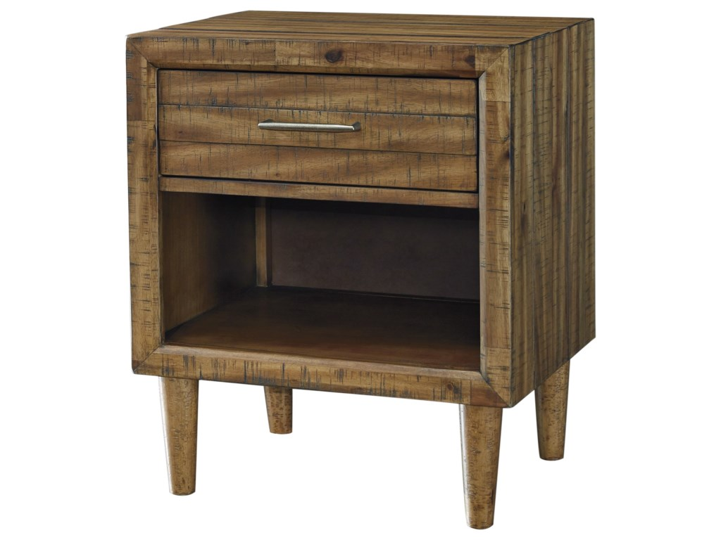 Signature Design by Ashley BroshtanOne Drawer Nightstand