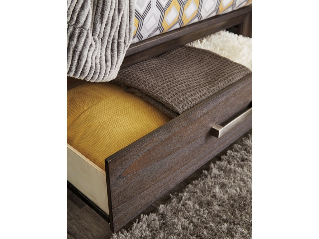Signature Design by Ashley BruebanQueen Upholstered Bed
