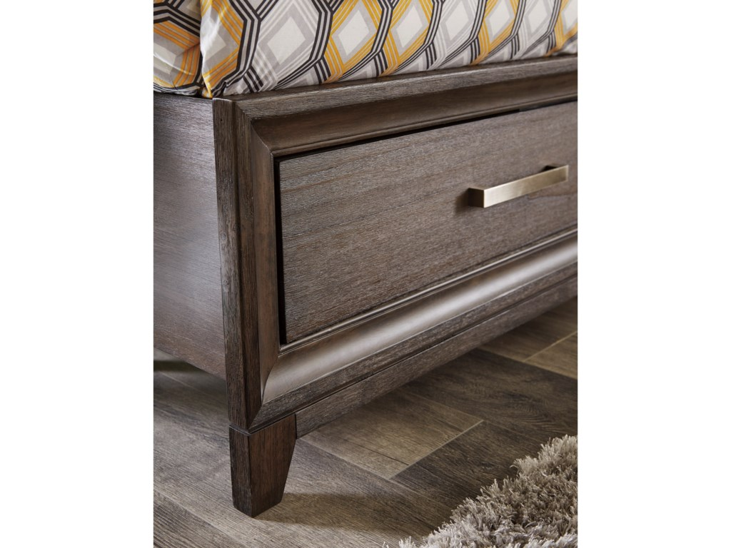 Signature Design by Ashley BruebanCalifornia King Upholstered Bed