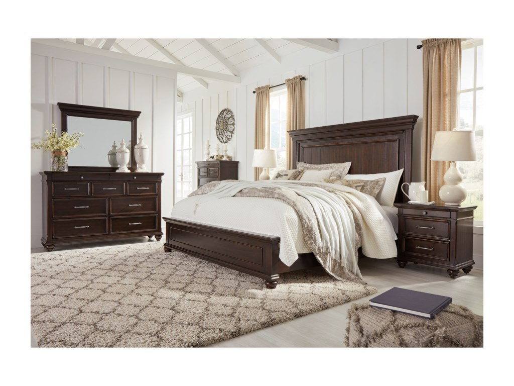 Signature Design by Ashley BrynhurstKing Bedroom Group