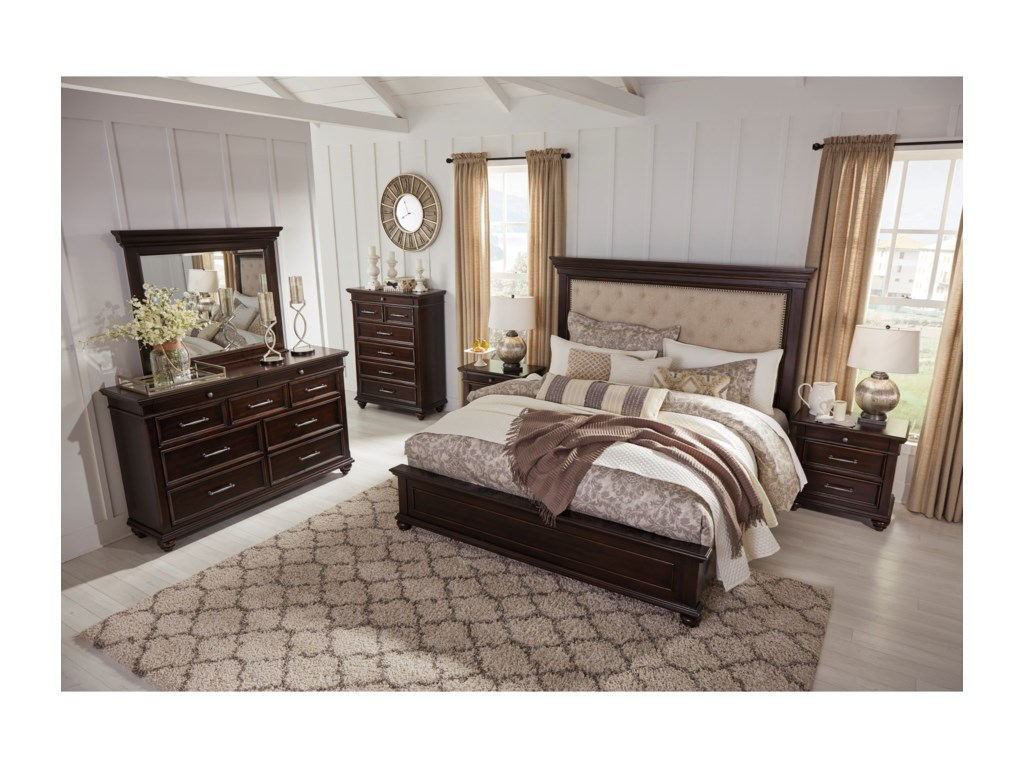 Ashley (Signature Design) BrynhurstKing Bedroom Group