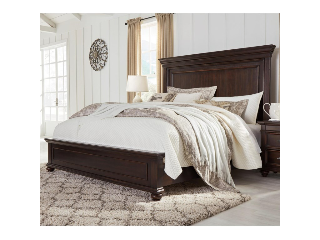 Ashley (Signature Design) BrynhurstQueen Panel Bed