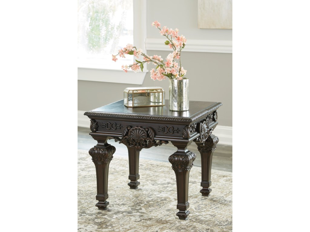 Signature Design by Ashley BrynhurstEnd Table