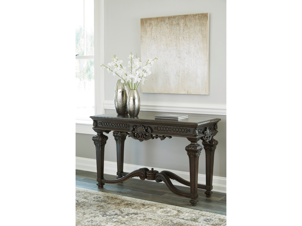 Signature Design by Ashley BrynhurstSofa Table
