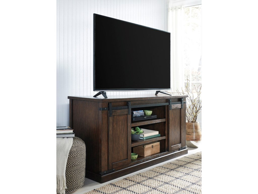 Signature Design by Ashley RockfordLarge TV Stand
