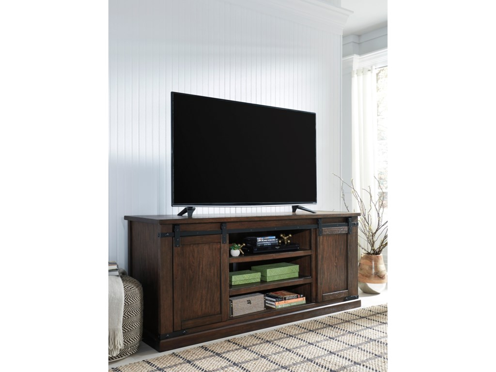 Signature Design by Ashley RockfordExtra Large TV Stand