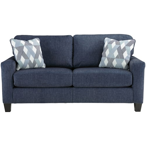 Signature Design by Ashley Burgos Contemporary Sofa