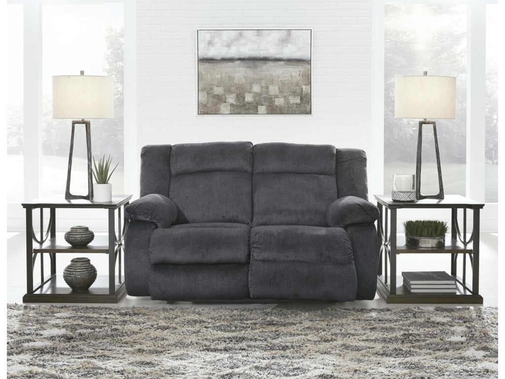 Signature Design by Ashley BurknerPower Reclining Loveseat