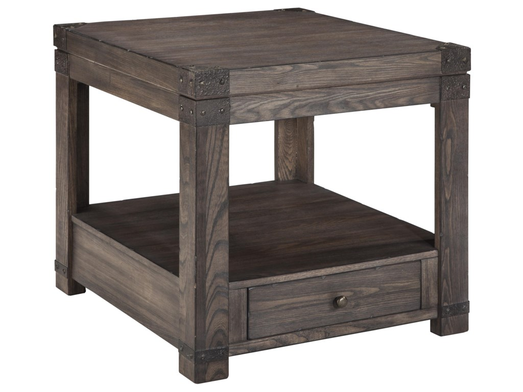Signature Design by Ashley BurladenRectangular End Table
