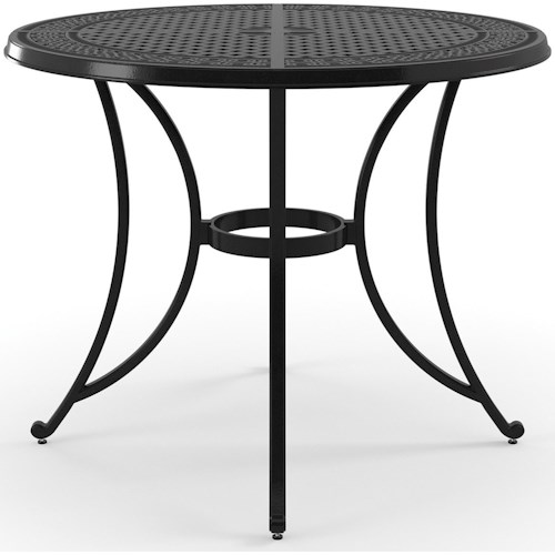 Signature Design by Ashley Burnella Round Bar Table