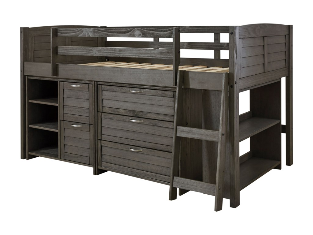 Signature Design by Ashley CaitbrookTwin Loft Bed