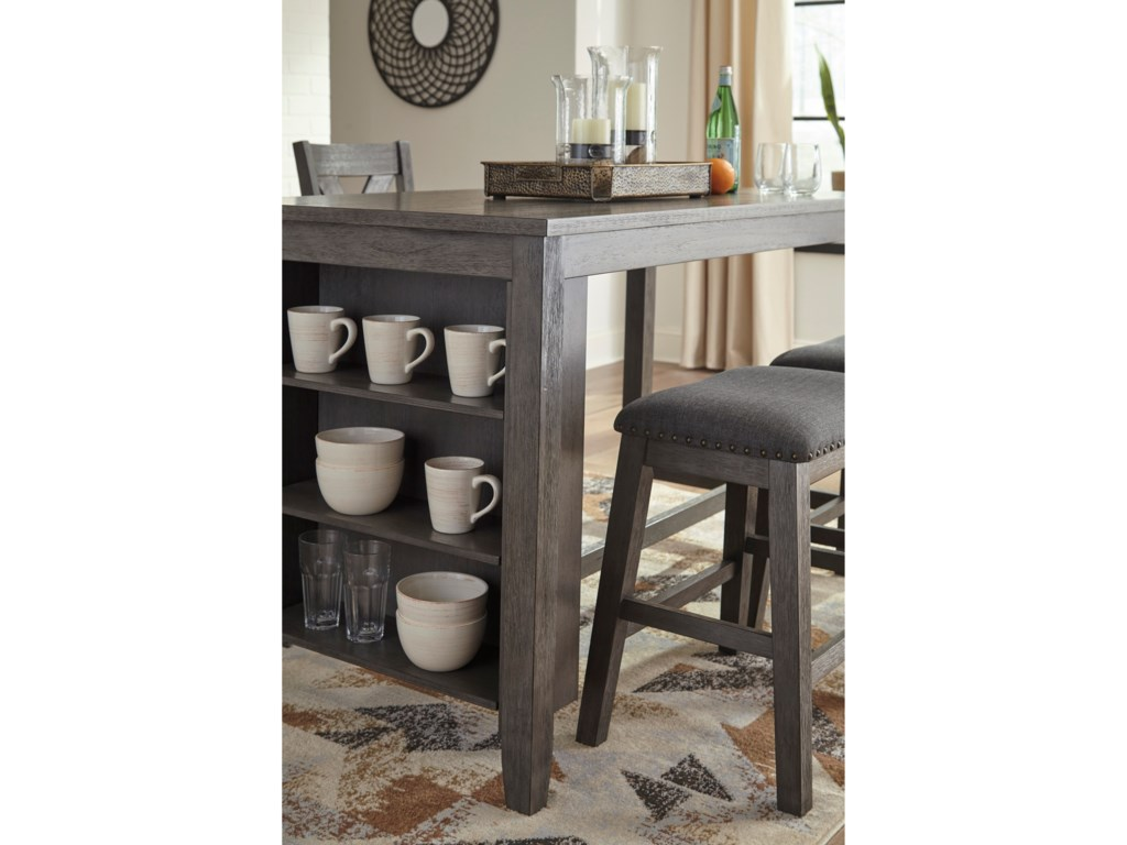 Signature Design by Ashley CaitbrookCounter Height Table
