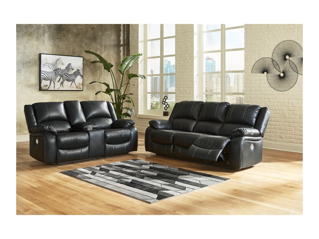 Signature Design by Ashley CalderwellPower Reclining Living Room Group