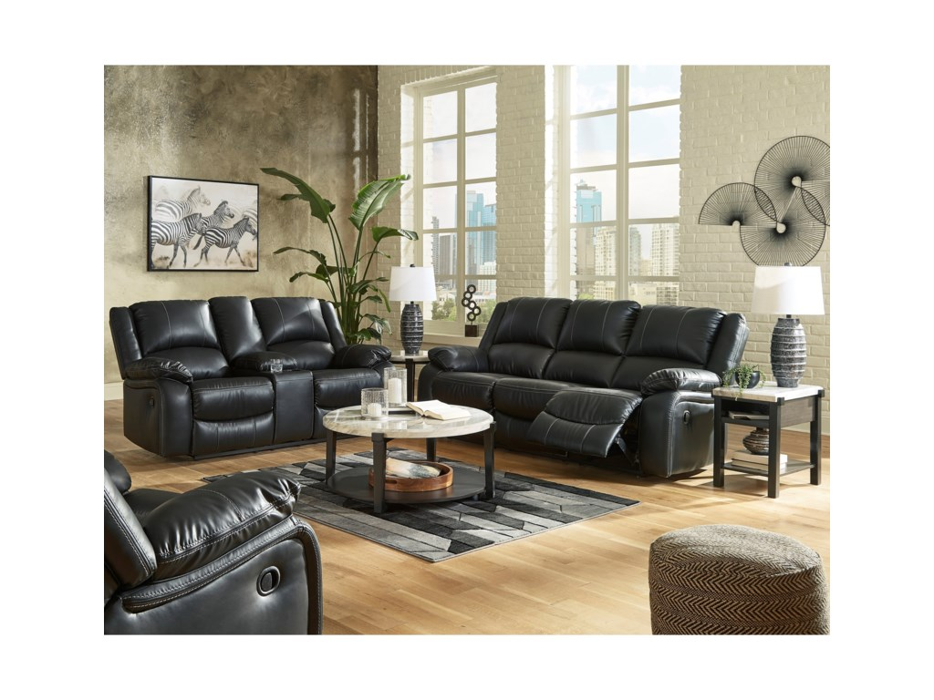 Signature Design by Ashley CalderwellReclining Living Room Group