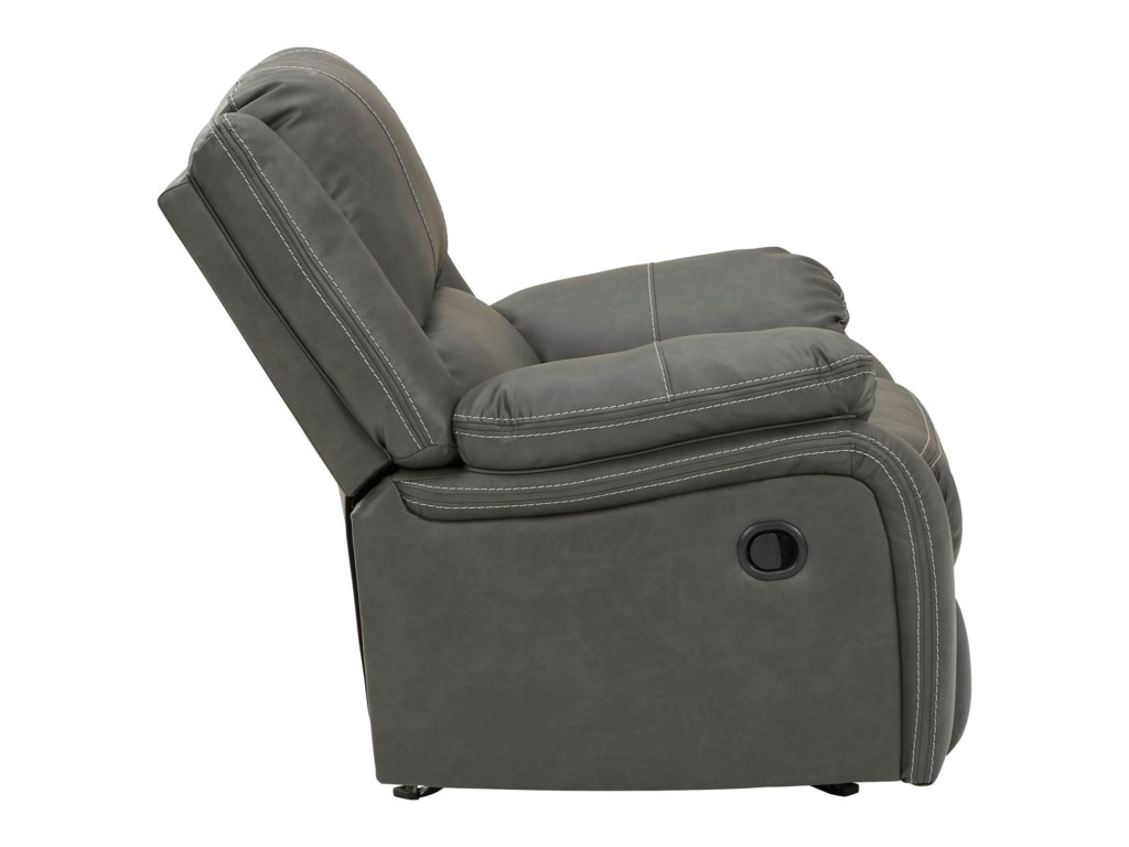 Signature Design by Ashley CalderwellRocker Recliner