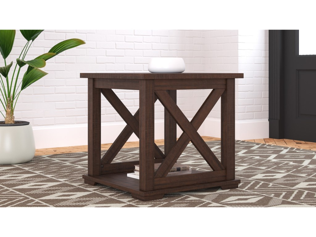 Signature Design by Ashley CamiburgSquare End Table