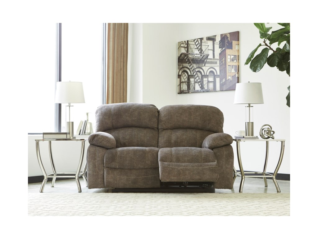Signature Design by Ashley CanneltonPower Reclining Loveseat