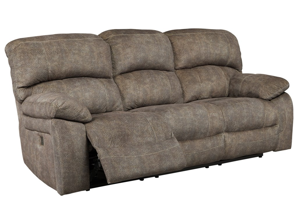 Signature Design by Ashley CanneltonPower Reclining Sofa