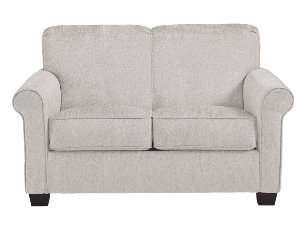 Signature Design by Ashley Cansler 7380737 Twin Sleeper Sofa with ...