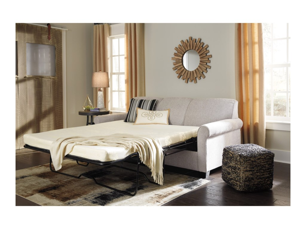 Signature Design by Ashley CanslerQueen Sofa Sleeper