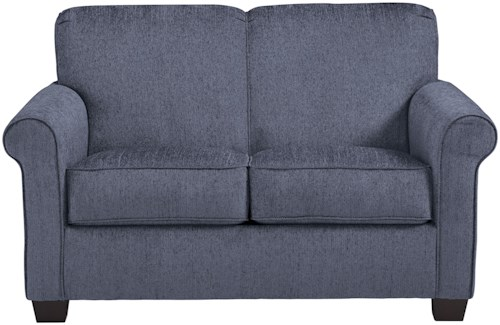 Signature Design by Ashley Cansler Twin Sleeper Sofa with Casual Style