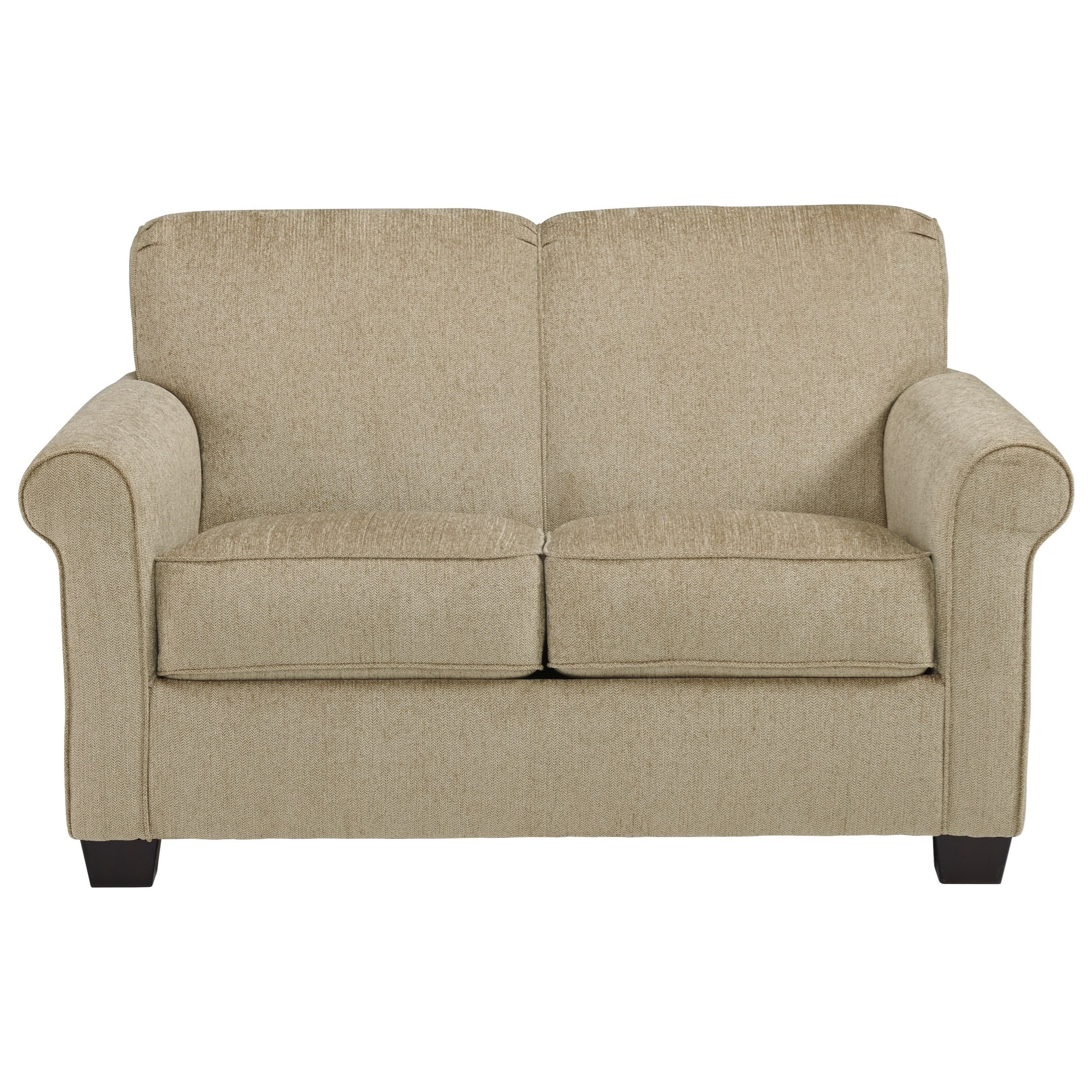 signature design by ashley cansler twin sleeper sofa with casual rh wayside furniture com lottie durablend twin sofa sleeper - ashley furniture lottie durablend twin sofa sleeper - ashley furniture