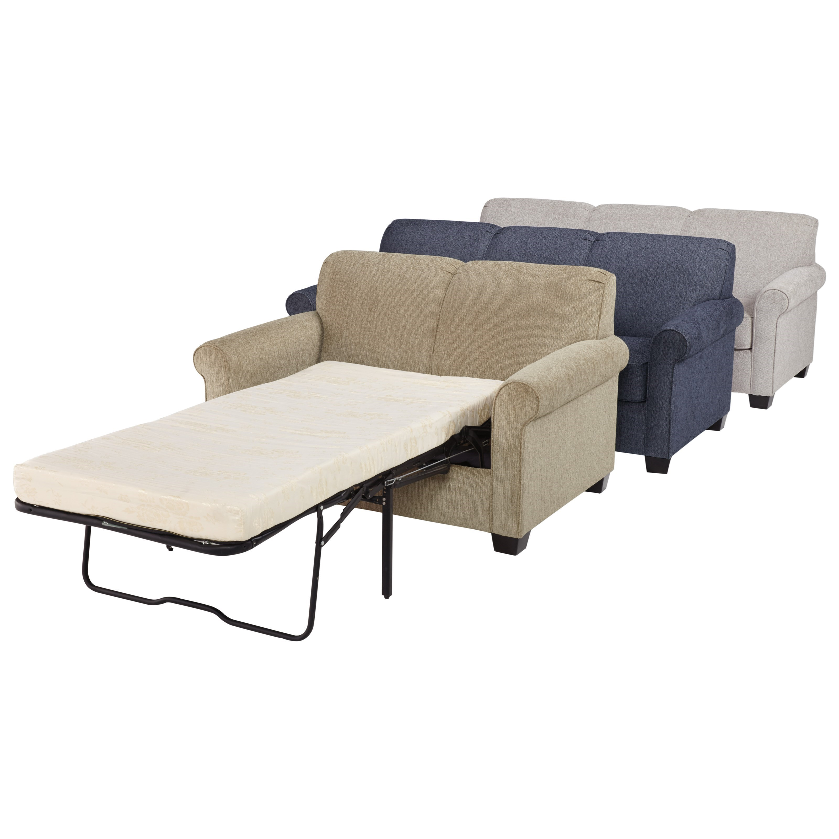 ... Ashley Signature Design Cansler Twin Sleeper Sofa