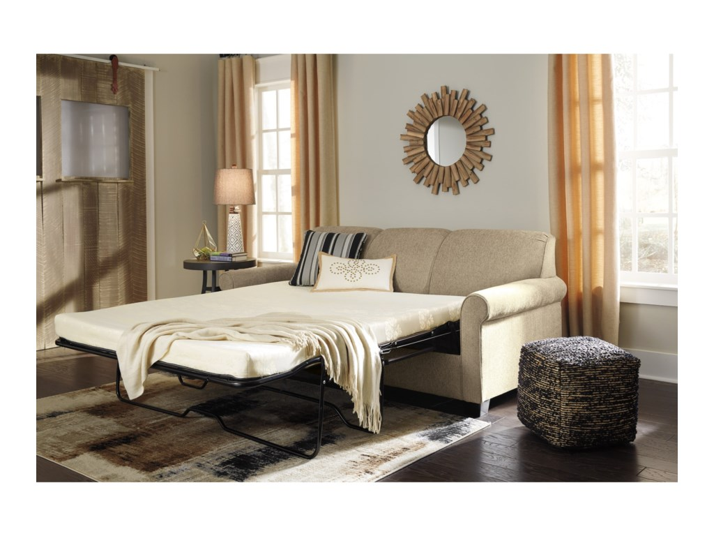 Signature Design by Ashley Cansler Queen Sofa Sleeper