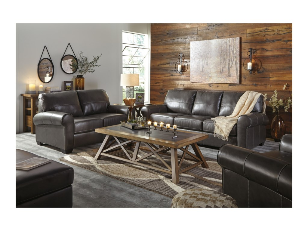 Signature Design by Ashley CanterelliStationary Living Room Group
