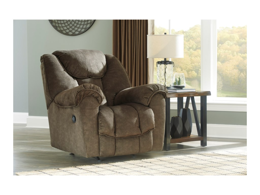 Signature Design by Ashley CapehornRocker Recliner