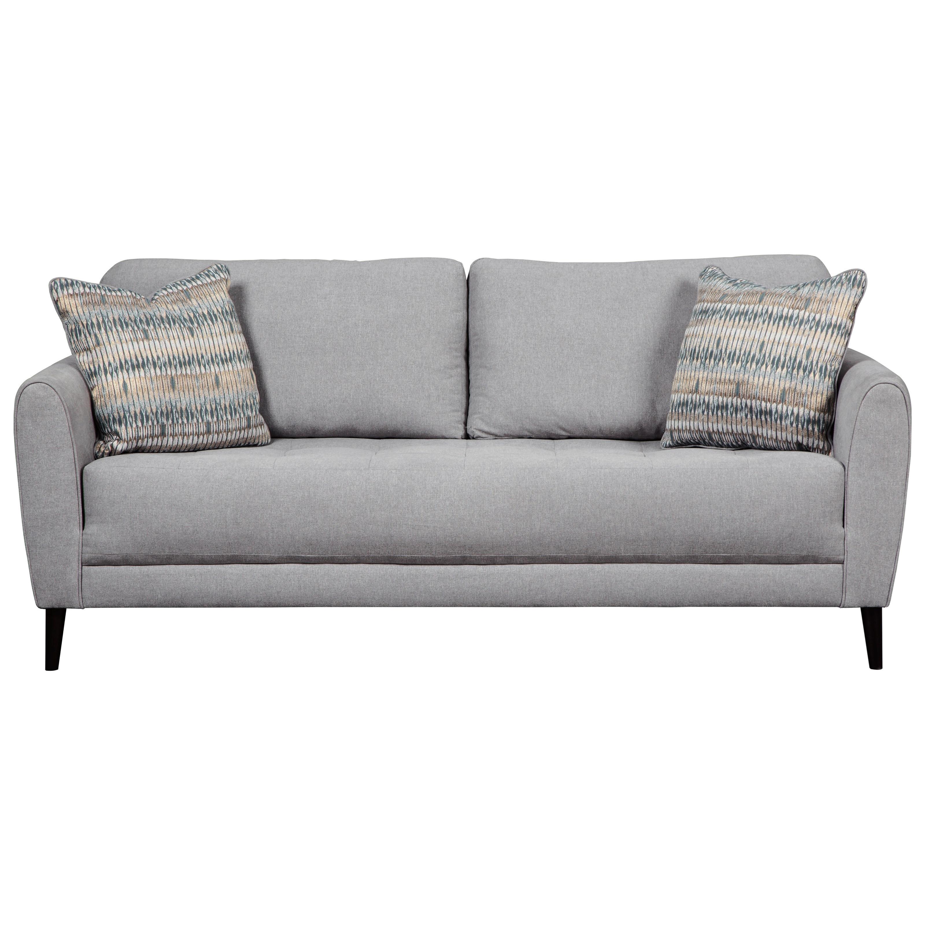 Merveilleux Signature Design By Ashley Cardello Contemporary Sofa