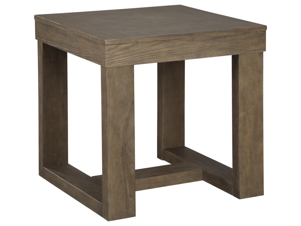 Signature Design by Ashley CaritonCocktail Table, End Table and Sofa Table Set