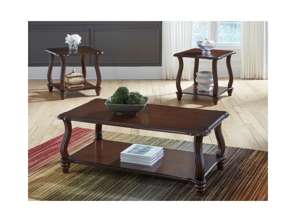 Signature Design by Ashley CarshawOccasional Table Set