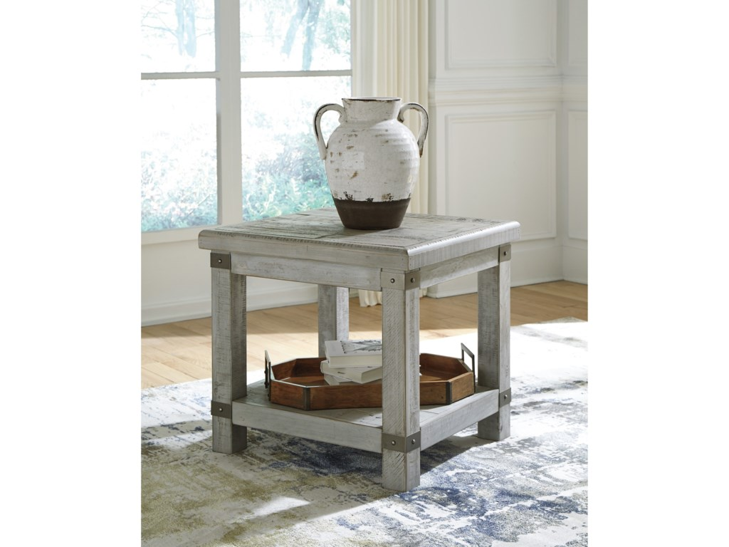 Signature Design by Ashley CarynhurstRectangular End Table