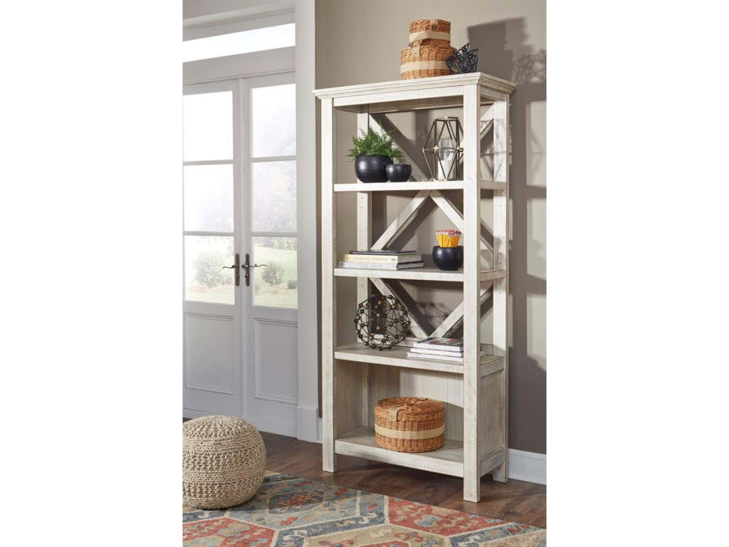 Signature Design by Ashley CarynhurstLarge Bookcase
