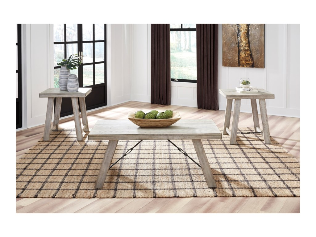 Signature Design by Ashley Carynhurst3-Piece Occasional Table Set