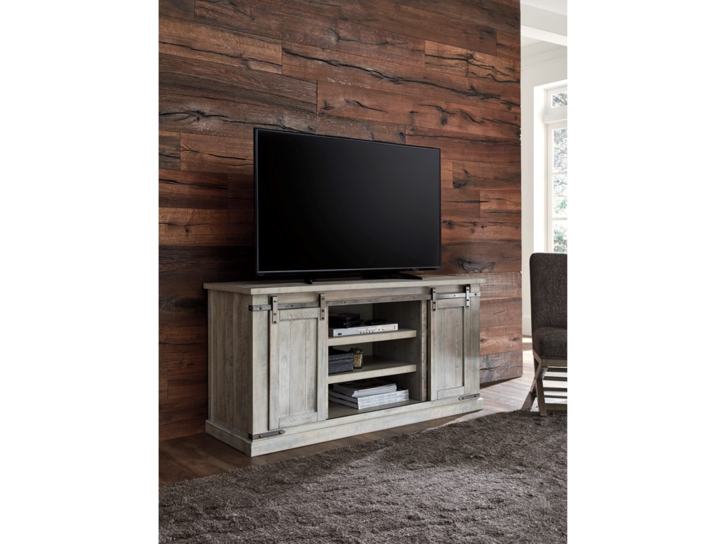 Signature Design by Ashley HuronLarge TV Stand